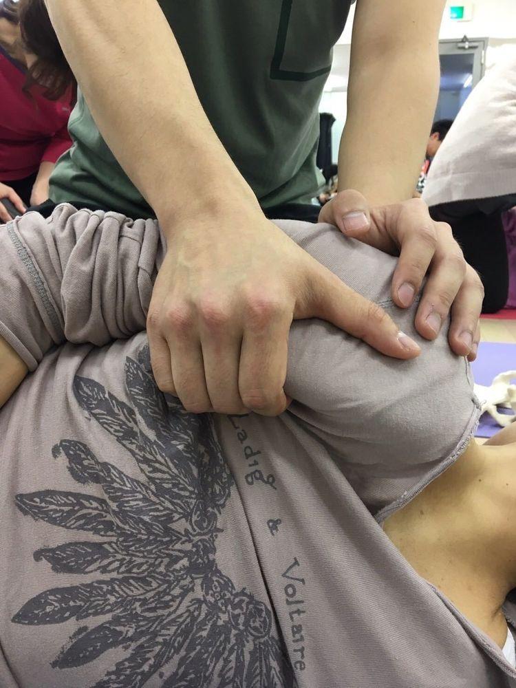 大阪 超入門ミニ講座 「肩甲骨で学ぶ 解剖学の学び方と使い方」